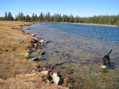4 Lakes Basin 150