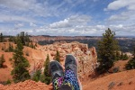Under the Rim Trail, Bryce Canyon NP