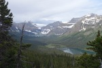 Canada to Many Glacier