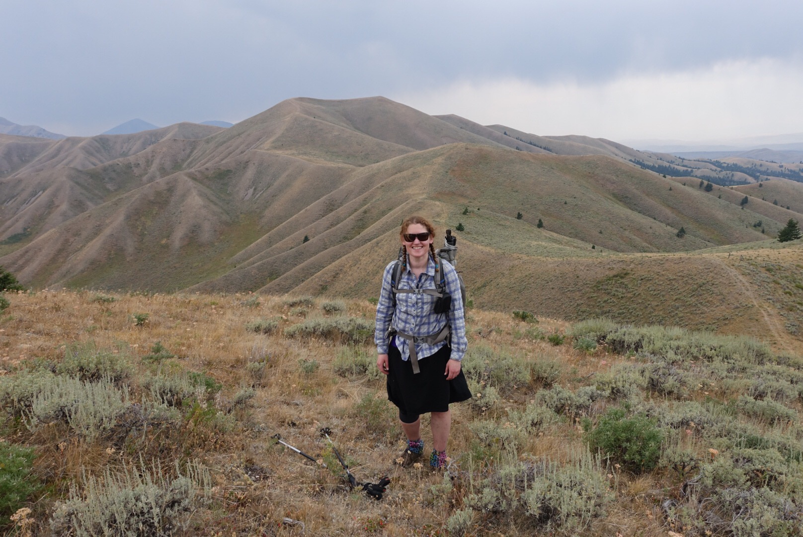 Bannock Pass to 1-15 (Leadore, Idaho to Lima, Montana)